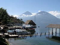 Lake Atitlan Shore