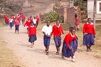 School's Out in Tanzania